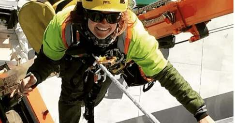 Women in Rope Access: Tiffany Junge Thumbnail
