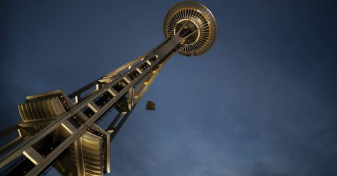 Space Needle Century Project Thumbnail